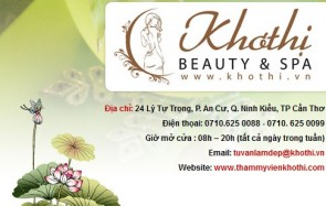 Beauty & Spa Khơ Thị