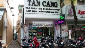 Beauty salon Tấn Cang