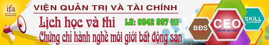 IFA Cần Thơ - Khóa học tháng 10